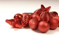 De decoratie van de kerstboom Royalty-vrije Stock Fotografie