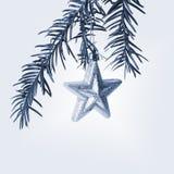 De decoratie van de kerstboom vector illustratie
