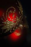 De decoratie van de kerstboom. Royalty-vrije Stock Fotografie