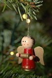 De decoratie van de kerstboom Stock Afbeeldingen