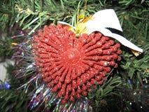 De Decoratie van de kerstboom Royalty-vrije Stock Foto