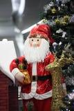De decoratie van de Kerstman Royalty-vrije Stock Afbeelding