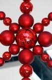 De Decoratie van de Kerstmissnuisterij Stock Fotografie