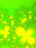 De decoratie van de lente Royalty-vrije Stock Afbeelding