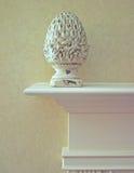 De decoratie van de mantel Royalty-vrije Stock Foto's