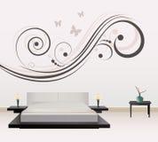 De decoratie van de muur Stock Fotografie