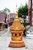 De decoratie van de tempel Stock Fotografie