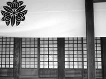 De decoratie van de tempel. stock foto's