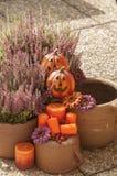 De decoratie van Halloween Royalty-vrije Stock Foto's
