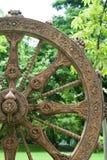 De decoratie van het beeldhouwwerk in Park Royalty-vrije Stock Foto