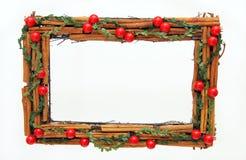 De decoratie van het frame Royalty-vrije Stock Foto's