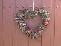 De decoratie van het hart Royalty-vrije Stock Afbeeldingen