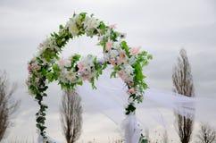 De decoratie van het huwelijk Royalty-vrije Stock Fotografie