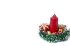 De decoratie van het nieuwe jaar. Royalty-vrije Stock Fotografie