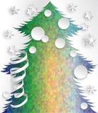 De Decoratie van het nieuwjaar Royalty-vrije Stock Afbeeldingen
