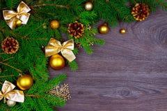 De Decoratie van het nieuwjaar Royalty-vrije Stock Foto