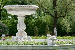 De decoratie van het park Royalty-vrije Stock Foto