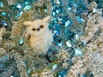 De Decoratie van de kerstboom stock afbeelding