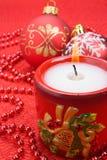 De decoratie van Kerstmis stock fotografie