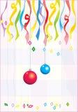 De Decoratie van Kerstmis, Stock Foto's