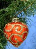 De decoratie van Kerstmis. Stock Foto's