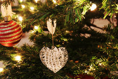 De Decoratie van Kerstmis Royalty-vrije Stock Foto
