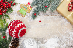 De decoratie van Kerstmis Royalty-vrije Stock Fotografie