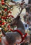 De Decoratie van Kerstmis, Bellagio Hotel Royalty-vrije Stock Foto's