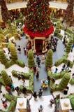 De Decoratie van Kerstmis in Kuala Lumpur Royalty-vrije Stock Afbeelding