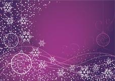 De decoratie van Kerstmis van Bauty Stock Foto