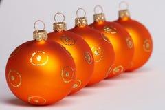 De decoratie van Kerstmis - weihnachtsdekoration Stock Afbeelding