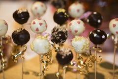 De Decoratie van Kerstmiskoekjes Stock Fotografie