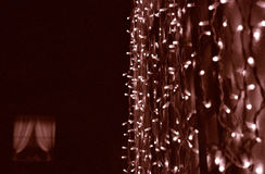 De decoratie van lichten stock foto's