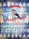 De decoratie van nieuwjaarkerstmis Eps 10 Royalty-vrije Stock Afbeeldingen