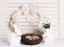 De decoratie van Pasen Royalty-vrije Stock Foto