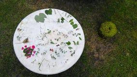 De decoratie van de tuin Stock Foto's