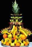 De decoratie van vruchten Stock Fotografie