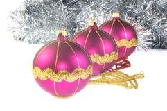 De decoratiesnuisterij van Kerstmis Stock Afbeelding