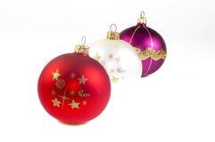 De decoratiesnuisterij van Kerstmis Stock Afbeeldingen