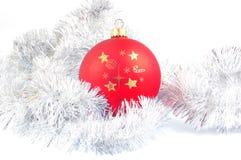 De decoratiesnuisterij van Kerstmis Royalty-vrije Stock Foto's