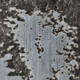 De decoratieve abstracte achtergrond van de metaaloppervlakte Stock Afbeelding