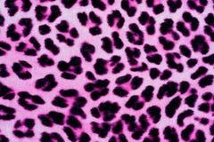 De decoratieve Achtergrond van het Bont van de Luipaard Royalty-vrije Stock Fotografie