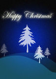 De decoratieve Achtergrond van Kerstmis Stock Afbeelding