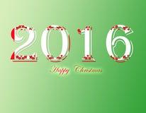 De decoratieve Achtergrond van Kerstmis Stock Foto's