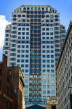 De decoratieve horizon van Boston Royalty-vrije Stock Fotografie