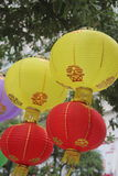 De decoratieve lantaarn Royalty-vrije Stock Fotografie