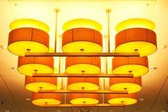 De decoratieve lichten van de luxe Stock Foto's