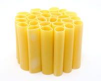 De deegwaren van cannellonien Stock Afbeelding