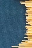 De deegwaren van de spaghetti Stock Afbeelding