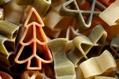 De deegwaren van Kerstmis Royalty-vrije Stock Fotografie